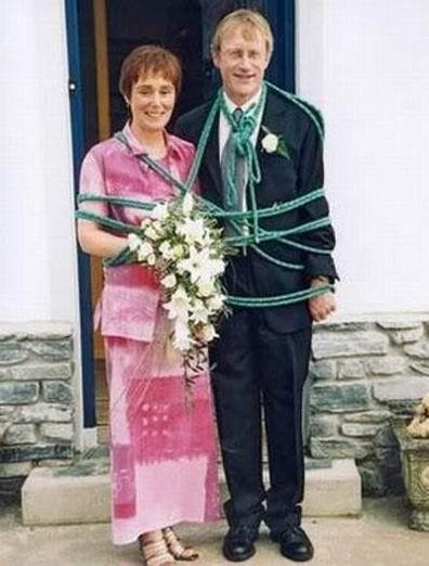Подборока смешных свадебных фотографий