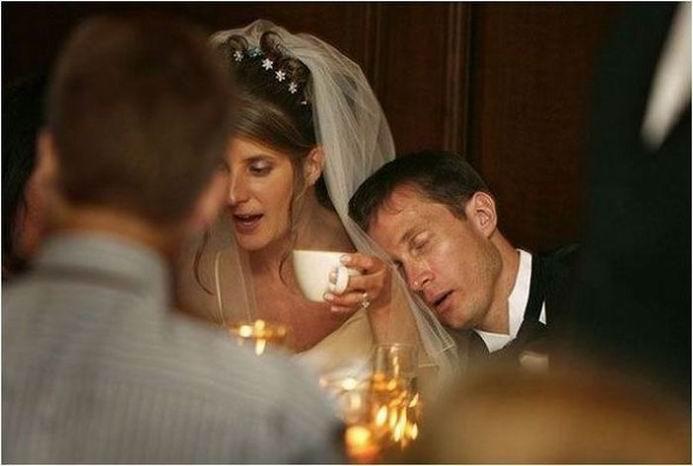 Отжиги на свадьбах (35 фотографий)