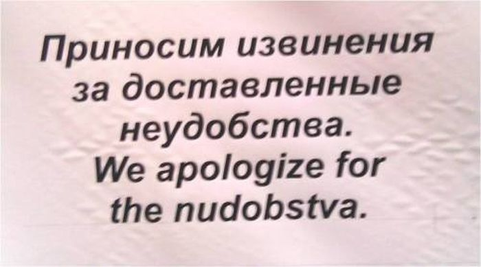 Трудности перевода (33 фото)