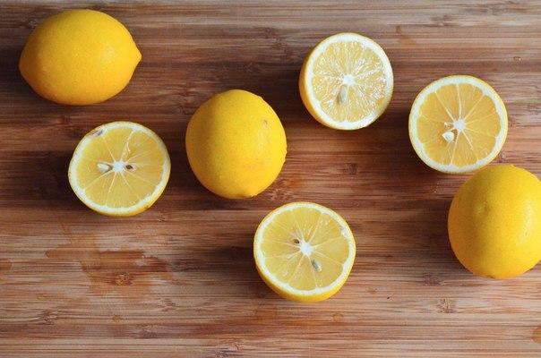 Лимон очень полезен