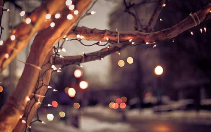 Явился в ночь под Рождество к юноше ангел и предложил исполнить одно желание