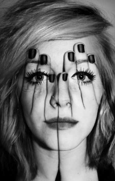 Оптические иллюзии в стиле «не верьте своим глазам» (29 фото)