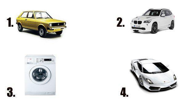 Помогите Маше выбрать подходящую для нее машину