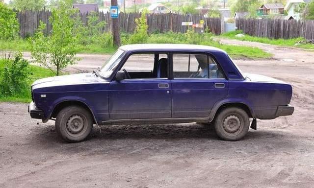 Ода отечественному автомобилю (7 фото)