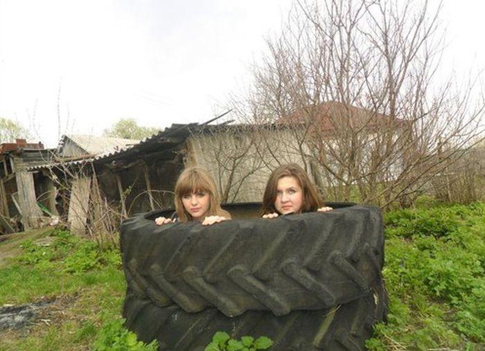 Россияне, такие россияне (37 фото)
