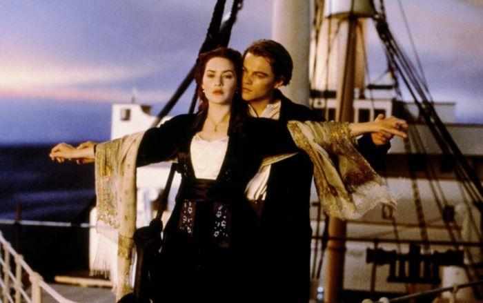 """Как нужно смотреть """"Титаник 3D"""" (5 фото)"""