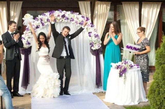 Перед свадьбой и После свадьбы