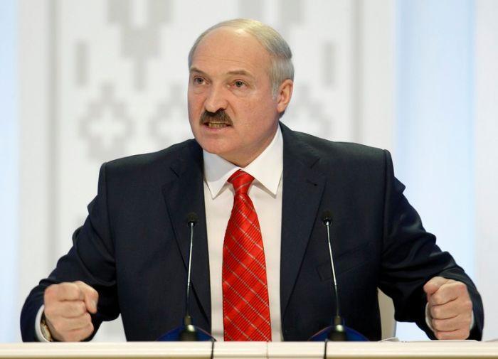 Нелепые высказывания Лукашенко (1 фото)
