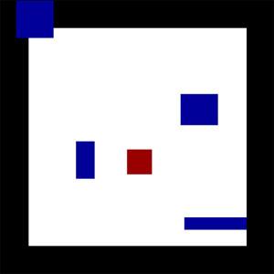 Тест на гениальность - Красный квадрат