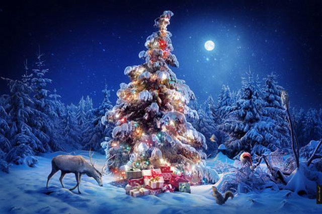 Топик Christmas Story