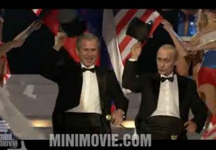 Putin On The Ritz (видео дня)