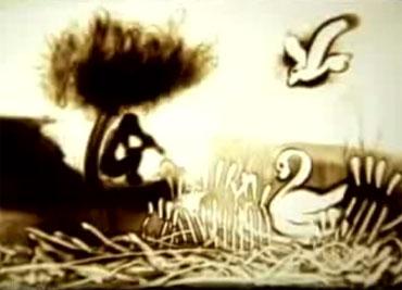 Чудеса с песком (video)